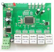 Sample Projects developed on EasyEDA: STM32F103RCT6 Board