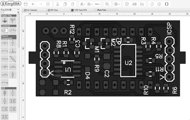 spice electronics spice simulator 3 easyeda online pcb design & circuit simulator wiring diagram simulator at nearapp.co