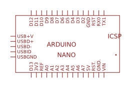 Arduino Nano Ext Libraries Easyeda