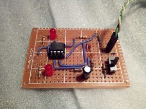 LM393 Test Circuit