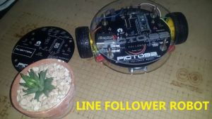 DIY Line Follower Robot