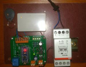 Apriporta RFID RDM6300