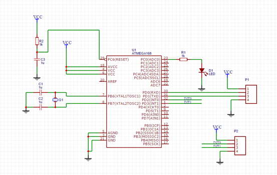 schematic capture, spice circuit simulation and PCB layout Online