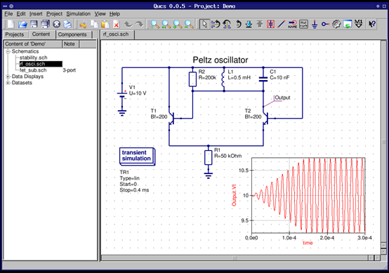 Schematic Software Mac - Circuit Connection Diagram •