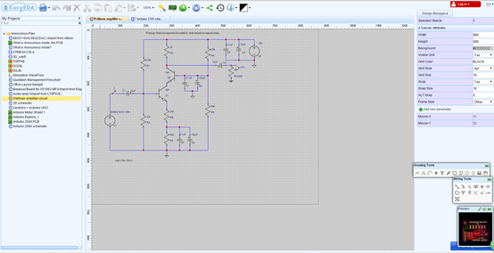 Circuit Design Software On Linux Easyeda