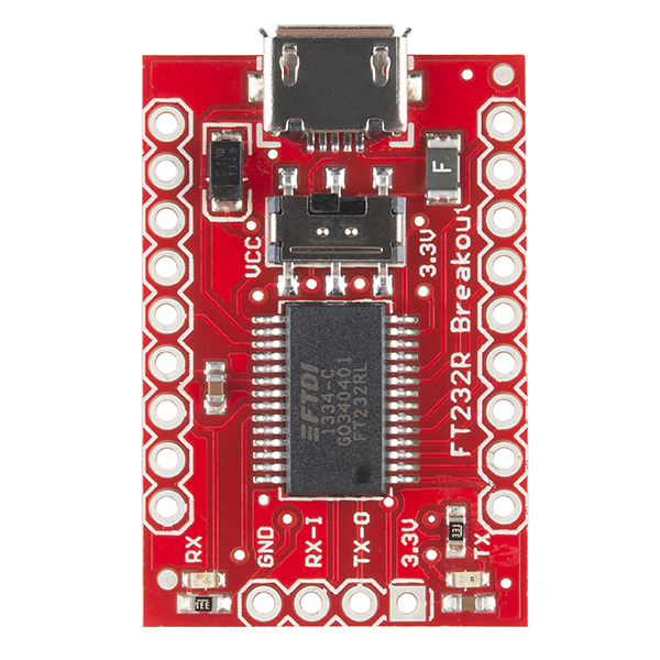 Usb to serial breakout ft rl open hardware easyeda