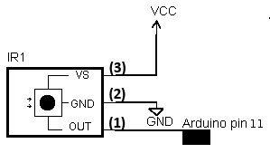 Infrared (IR) Remote - EasyEDA