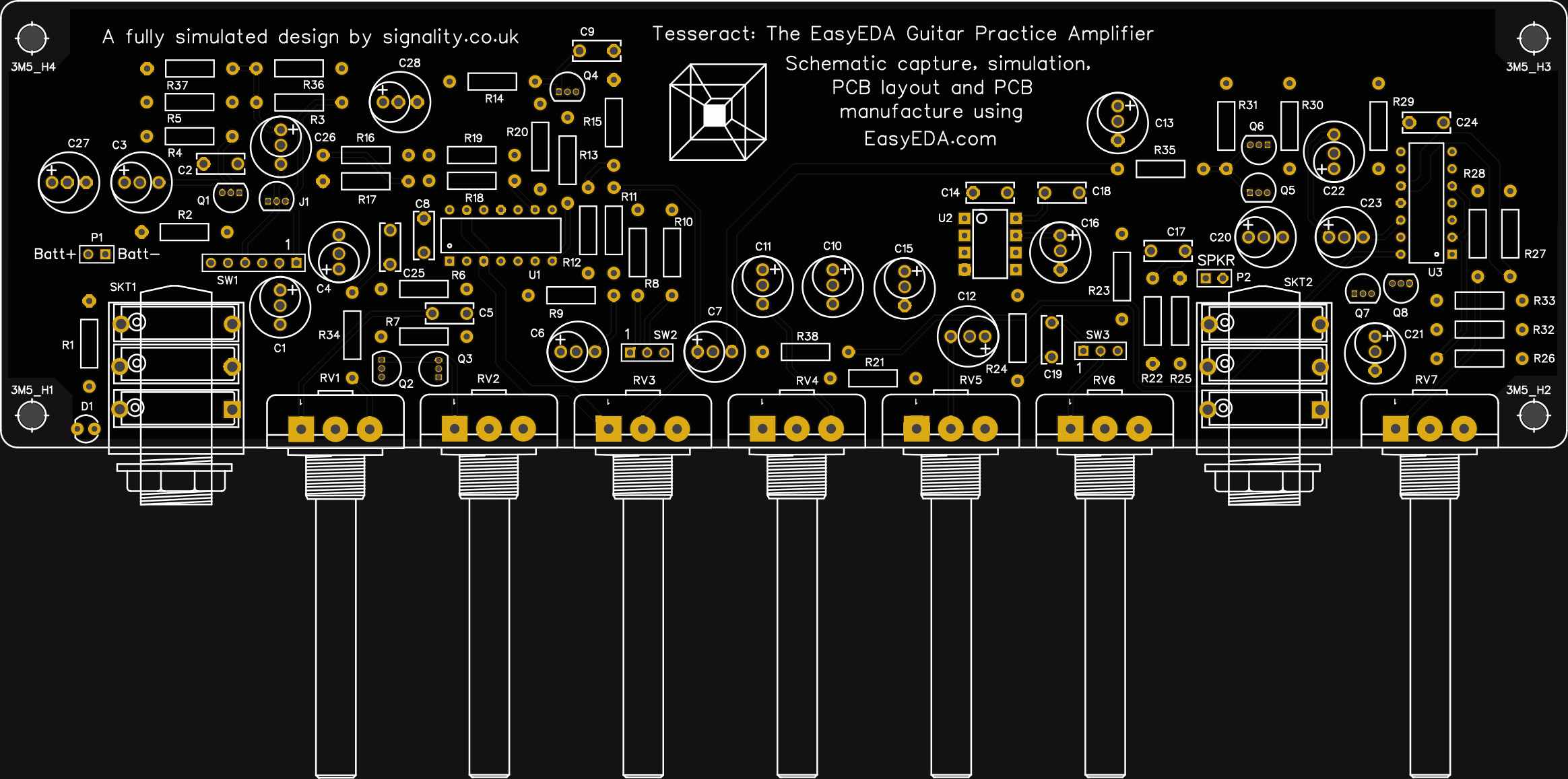 Using EasyEDA Free Gerber Viewer to visualize Your PCB Designs - EasyEDA