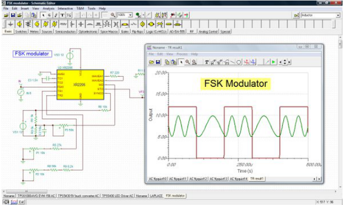 circuit simulation software for mac easyedavhdl, mcu, and mixed electronic circuits including also smps, rf, communication, and optoelectronic circuits and test microcontroller applications in a