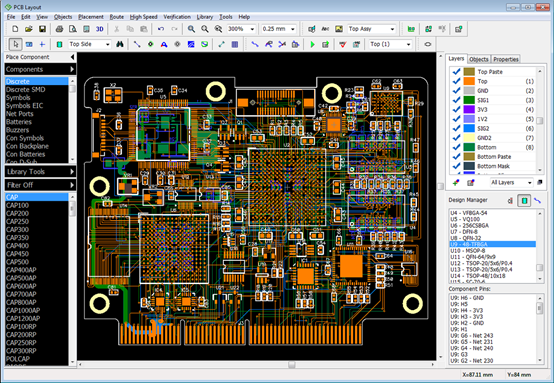 PCB Design Software On Linux - EasyEDA