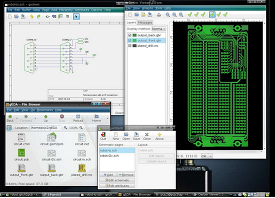 Best open source pcb design software images electrical Open source layout software