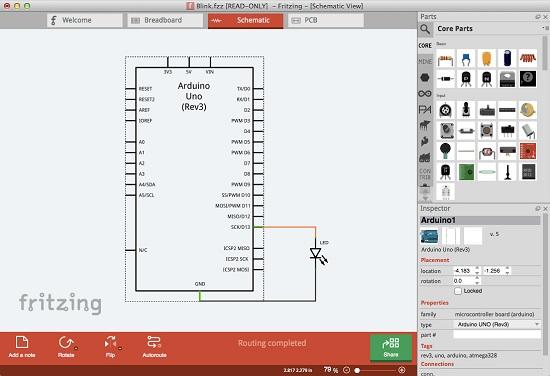 PCB Design Software On Linux - EasyEDA