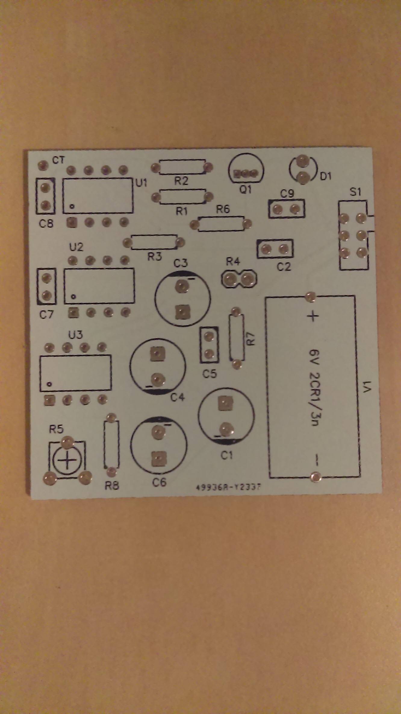 first time pcb maker project advice easyeda