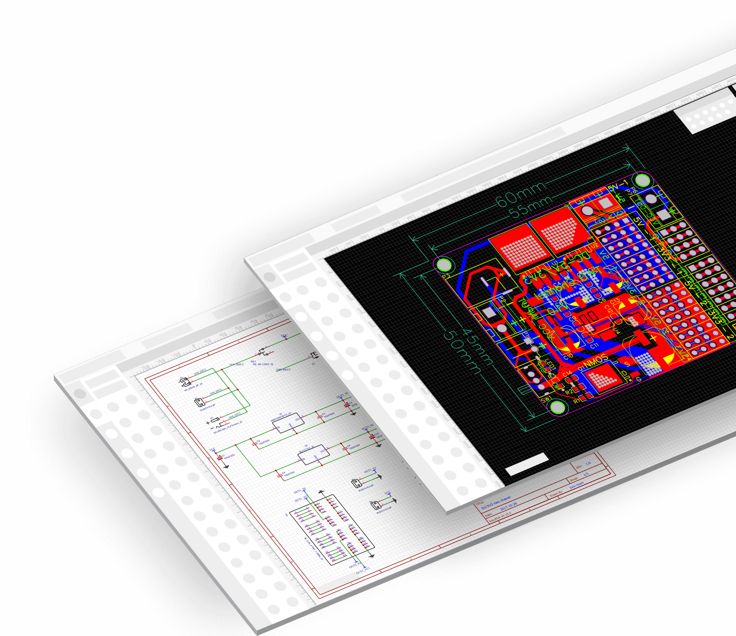 EasA - Online PCB design & circuit simulator Make Your Own Wiring Diagram Online on