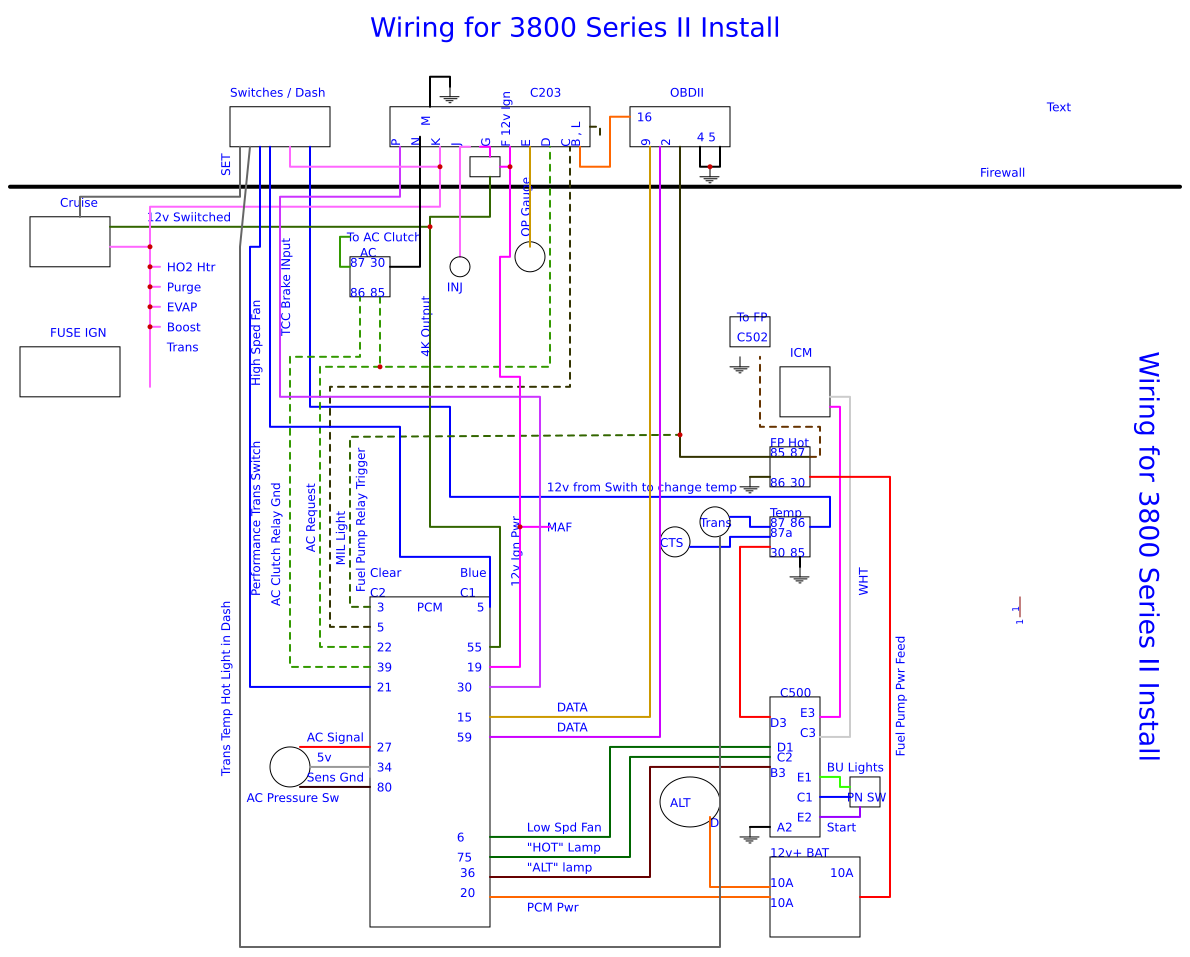 3800 Series 2 Wiring Diagram 28 Images Fiero Tail Easyeda Ii Uicwqi0uc Free Buick At