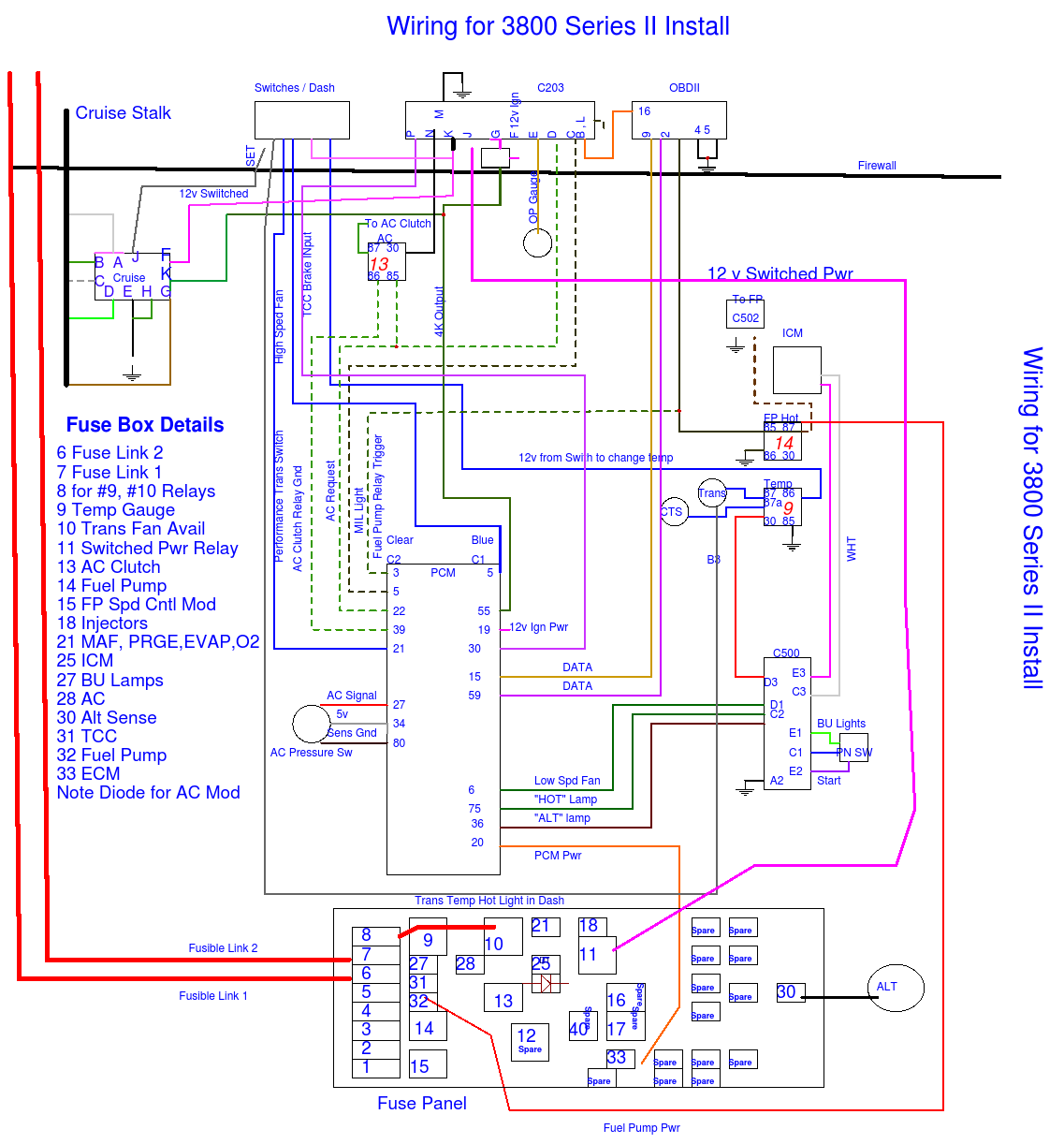 3800_Series_II_Wiring_B 94114383e10345ecab416fa0c37580bf 3800 series 2 wiring diagram wiring diagrams 3800 series 2 stand alone wiring harness at panicattacktreatment.co