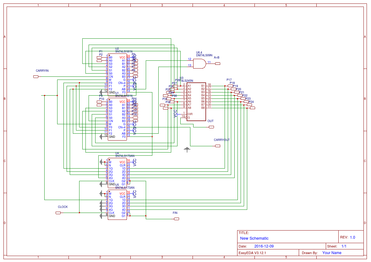 Circuit Diagram Of 8 Bit Alu Wiring Library Logic