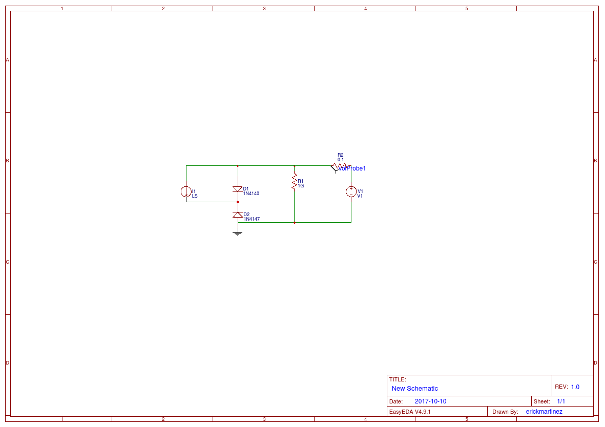 solar cell with recombination diode easyeda solar panel diode installation solar diode schematic #50