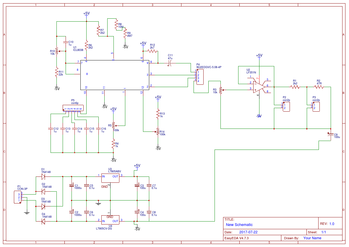 Icl8038 Download Audio Oscillator Circuit Simple Electronic Diagram This Signal Is To The Meter Avr Input Pin Accepts Such Signals Interest Will Be Charged Your Account From Purchase If