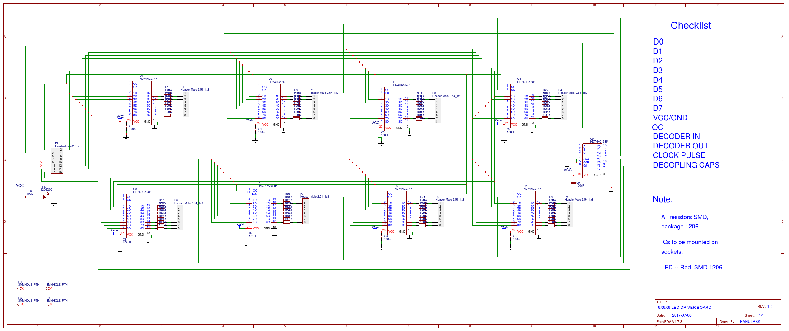 8x8x8 LED CUBE - EasA on 5x5x5 led cube schematic, jameco led cube schematic, cut airplane schematic, led matrix schematic, 4x4x4 led cube schematic, 3x3x3 led cube schematic,