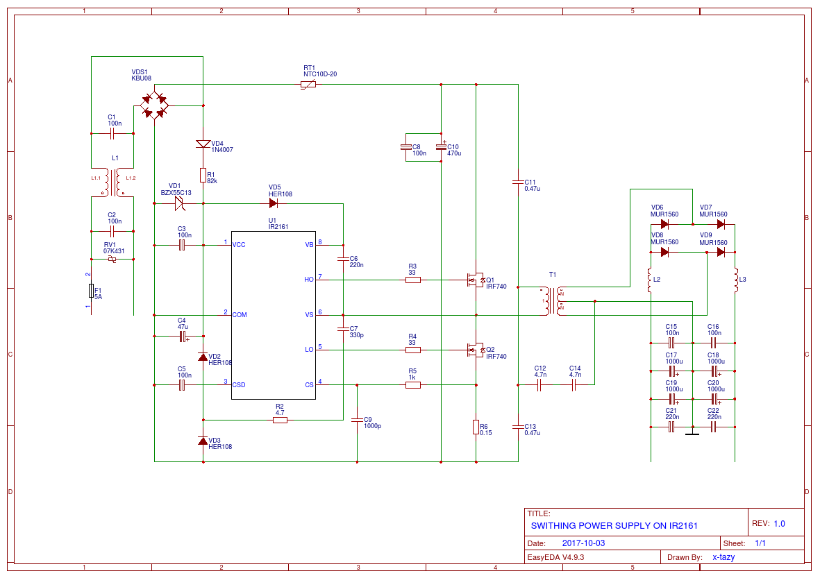 New Schematic