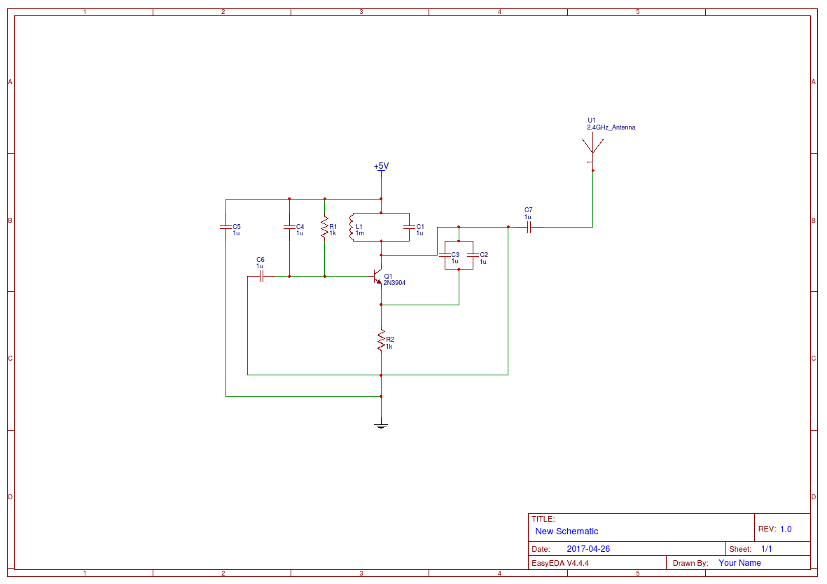 2 4 Ghz Jammer Schematic Electrical Wiring Diagrams Mobile Circuit Diagram Signal Easyeda Wi Fi Homemade