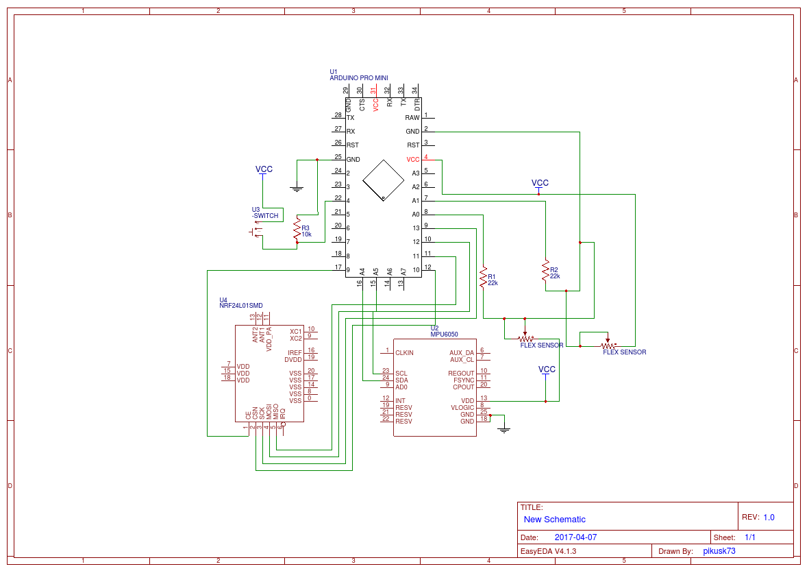 EsayEDA is a very good online circuit drawing software copy - EasyEDA