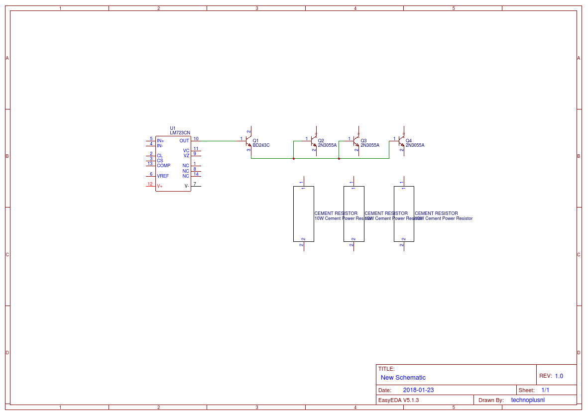 Power Supply 2 30v 15a Easyeda 0 Circuit Diagram