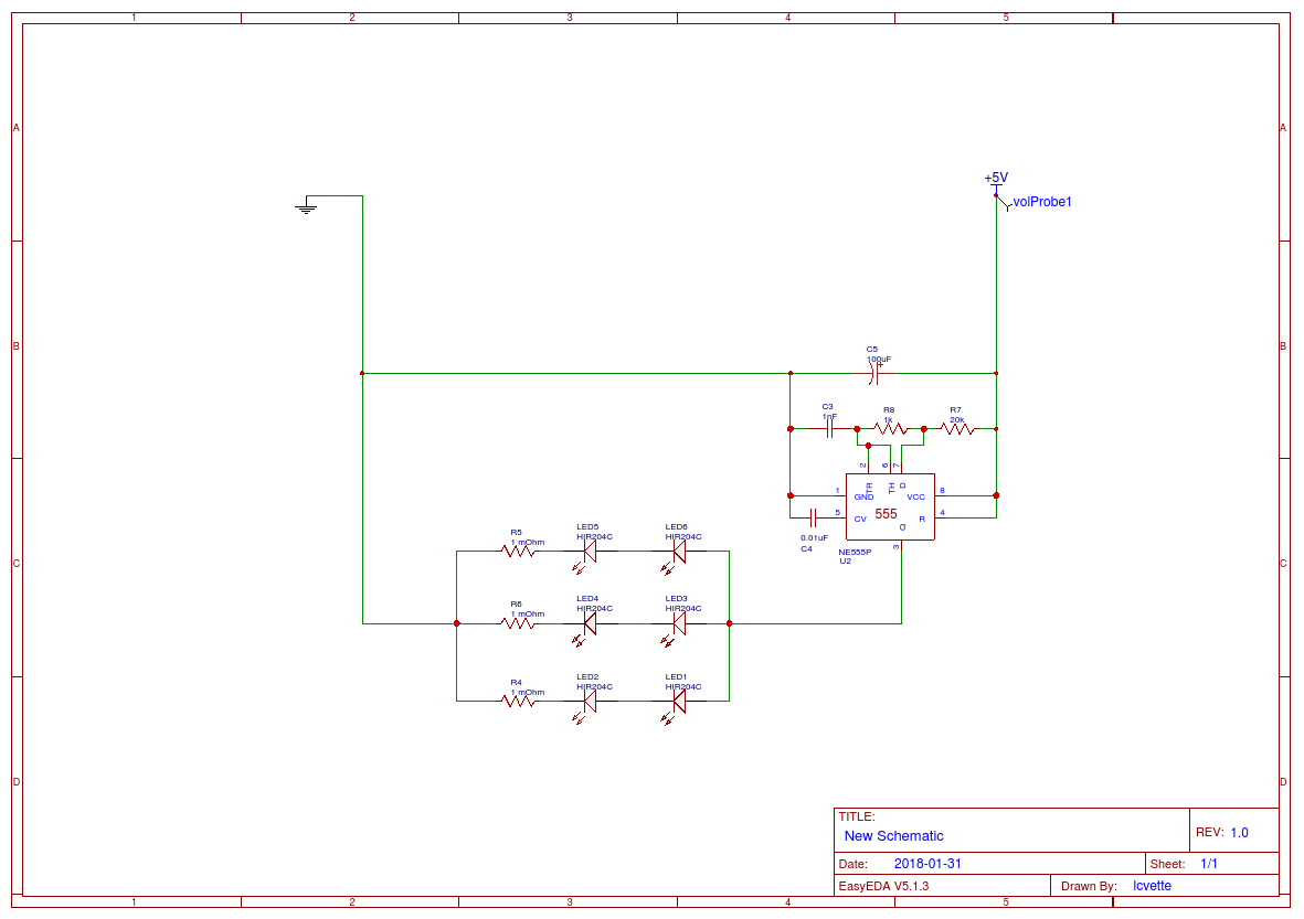 Test Probe Schematic Electrical Wiring Diagrams Tester Circuit Page 4 Meter Counter Circuits Nextgr Easyeda Mpv 5 Hoveround Diagram