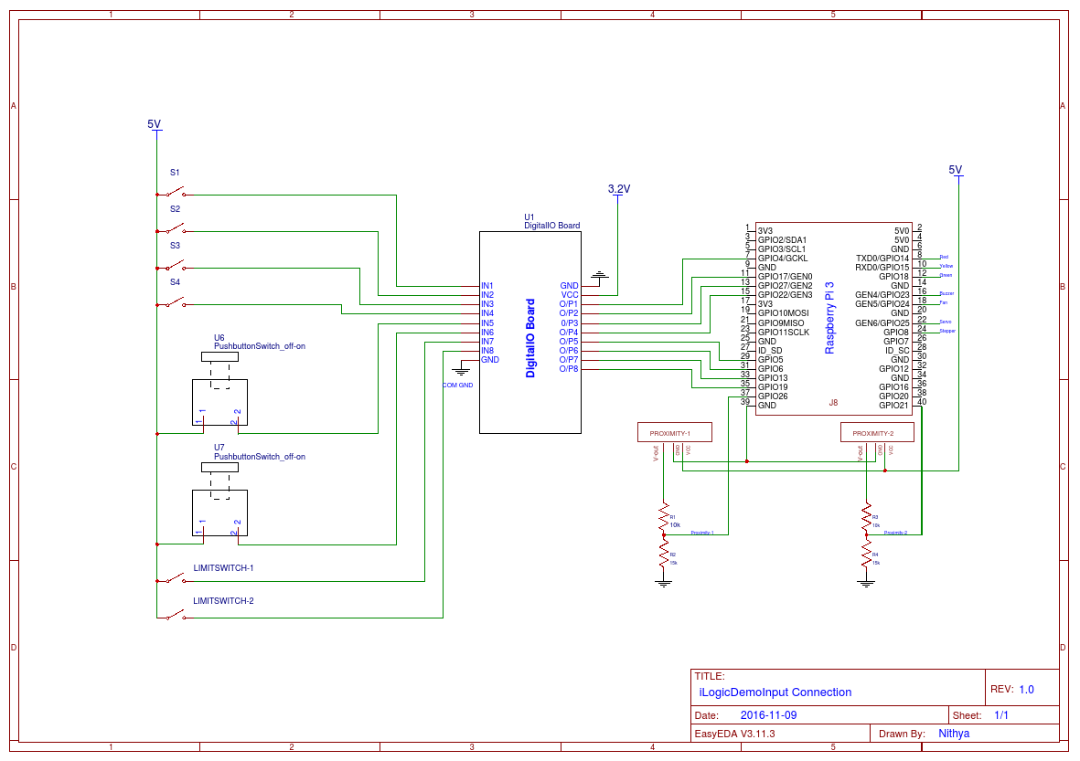 Piface Digital 2 Schematic Trusted Wiring Diagrams Thermometer Schematics Ilogic Demo Easyeda Thermometers