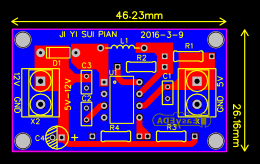 5~12V Boost circuit