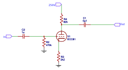 Basic Tube Circuit