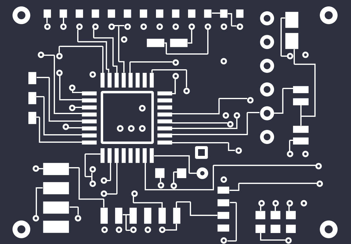 Fast Pcb Prototypes Companies Easyeda And Now Also A Picture Of The First Prototype Board For This Circuit