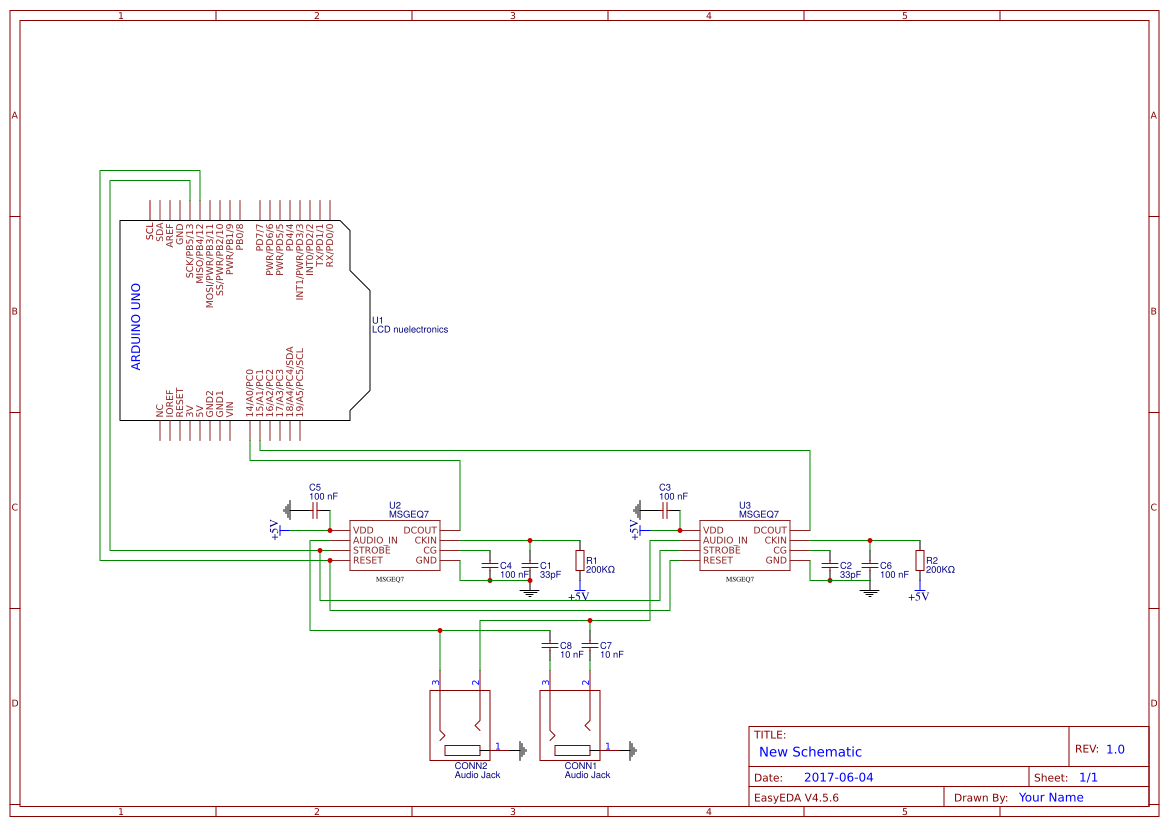 Graphic Equalizer Search Easyeda 5 Band Equaliser Circuit Diagram Default Thumb