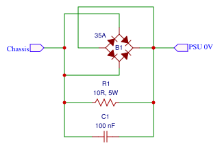 Ground Protection Circuit