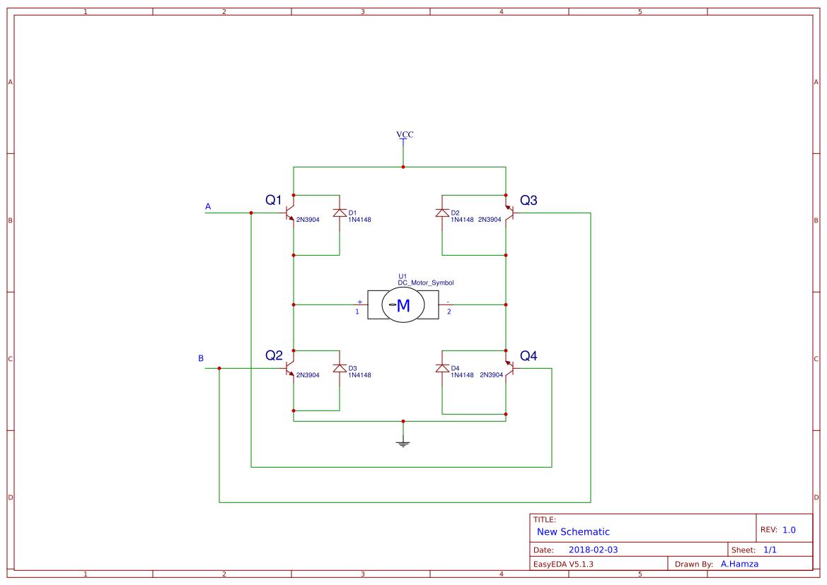 Search Easyeda H Bridge Block Diagram 1