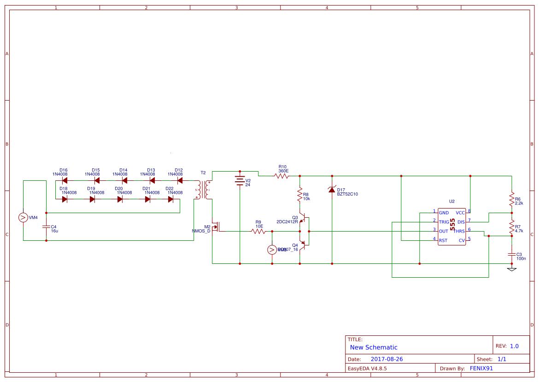 Triac Btb16 Search Easyeda Opto Circuit Ic555 Moc3061 Y