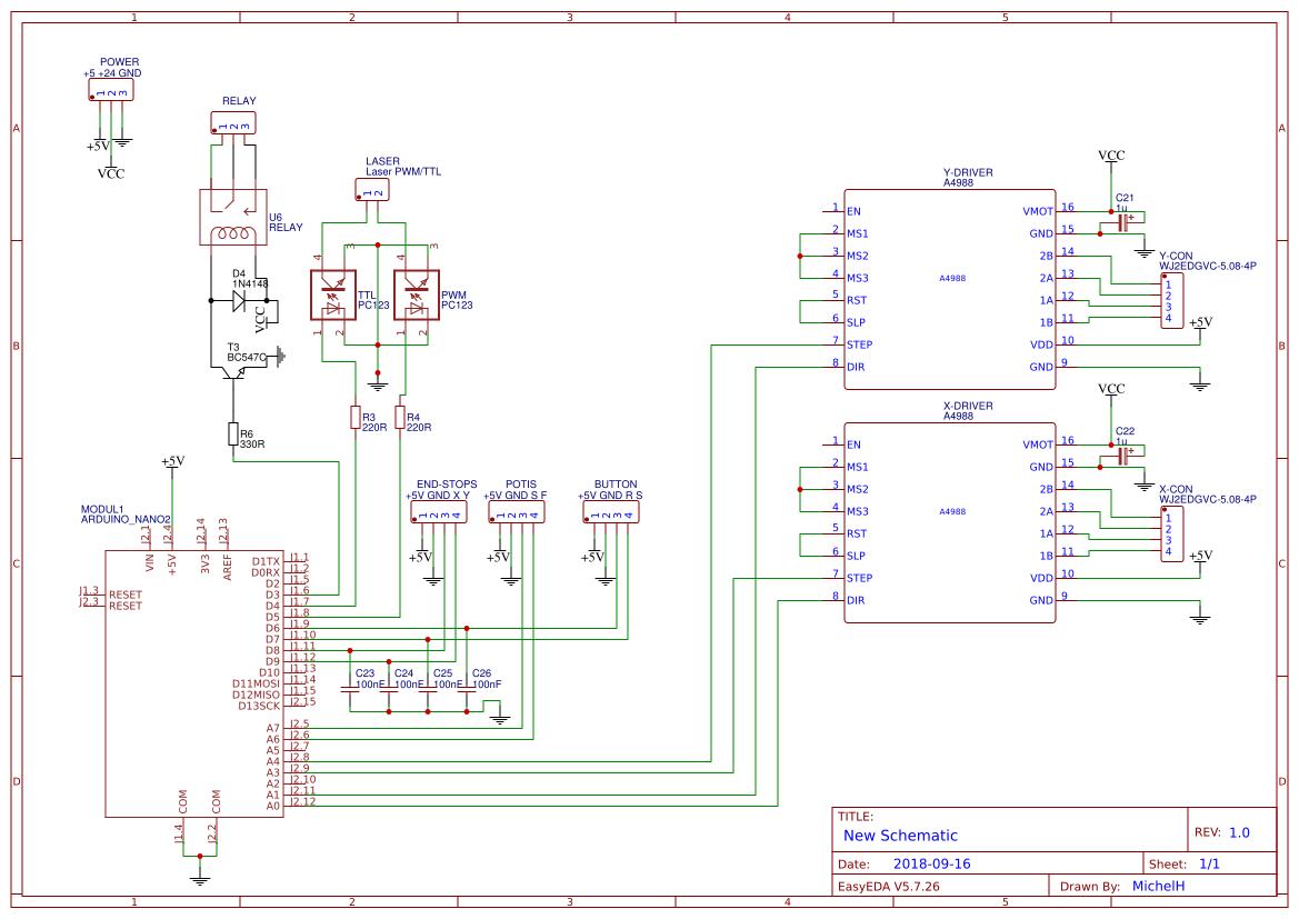 K40 Laser Schematics Diagrams    Wiring Diagram