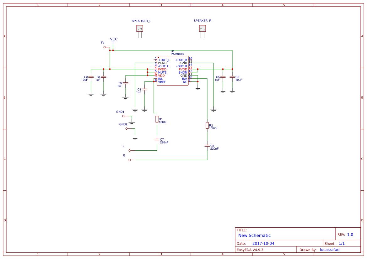 La4508 Stereo Amplifier Search Easyeda Electronic Circuit Diagramcom Default Thumb