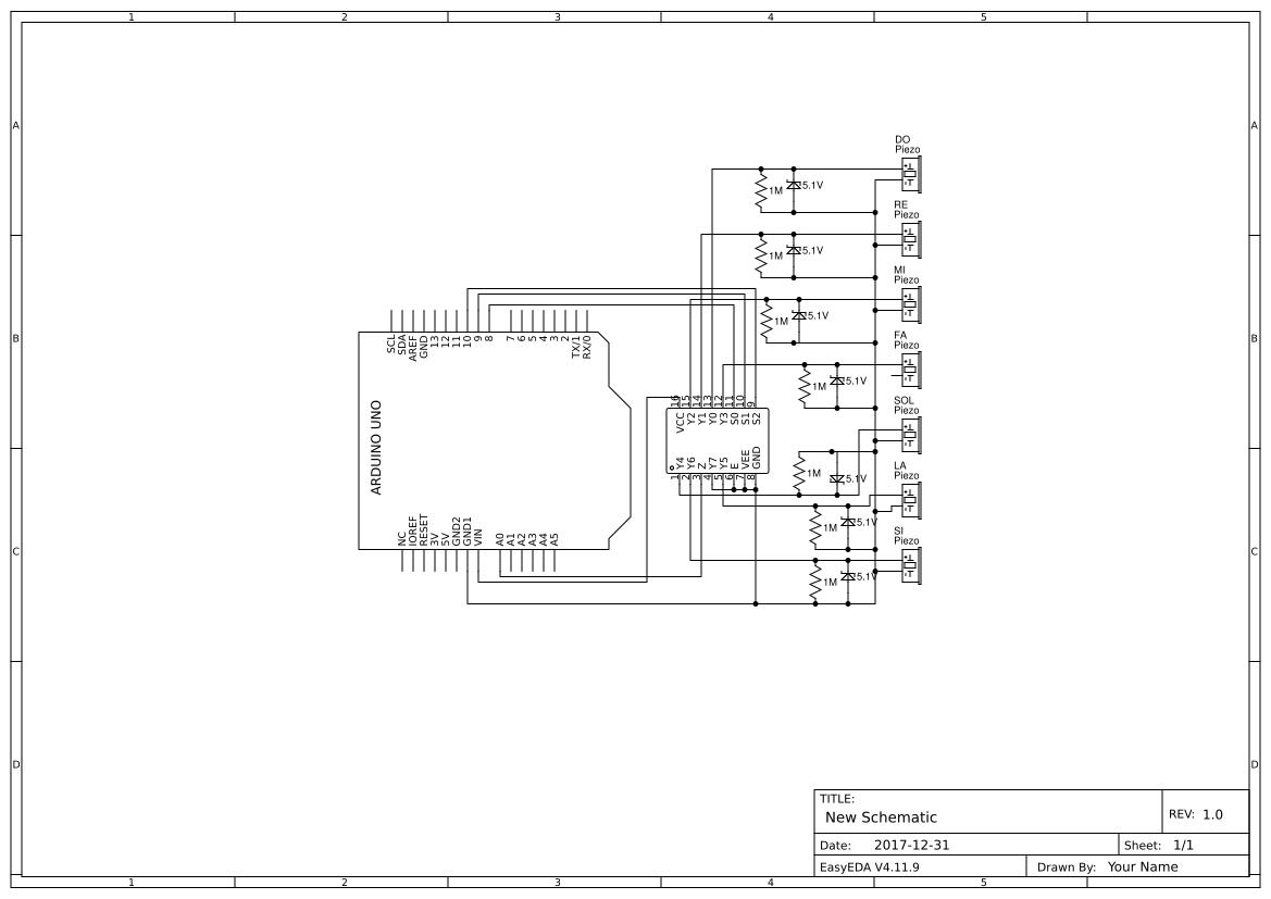 piezo circuit - search