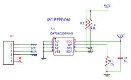 Two-wire Serial EEPROM Memory - EasyEDA
