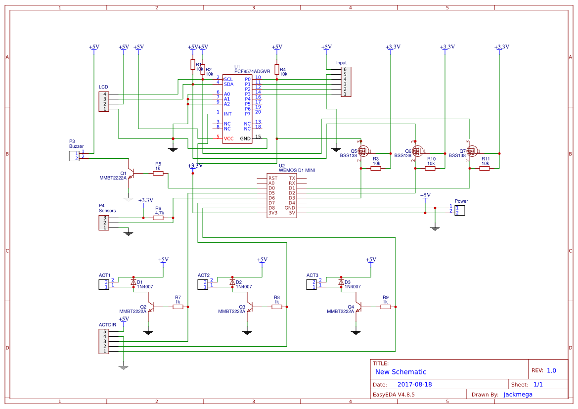 Schematic 4S Bms Wiring Diagram from easyeda.com
