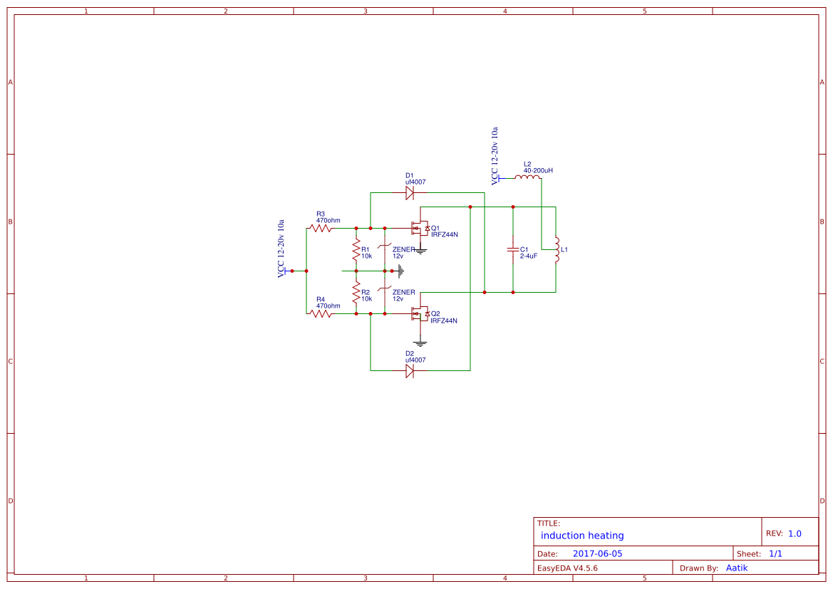 Induction Heater Search Easyeda Heating Diagram Default Thumb