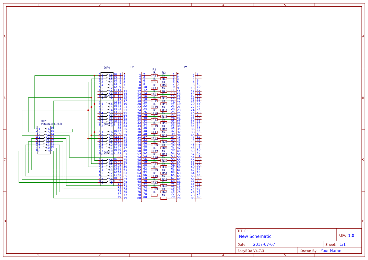 Voice Modulator Search Easyeda Changer Circuit Diagram Default Thumb