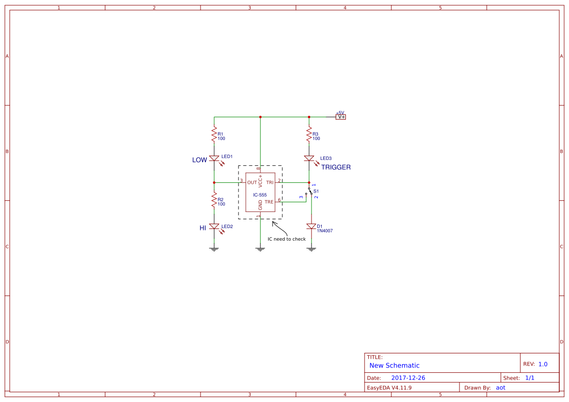 Sop Ic Search Easyeda Negative Voltage Generator Circuit Diagram Using 555 Default Thumb