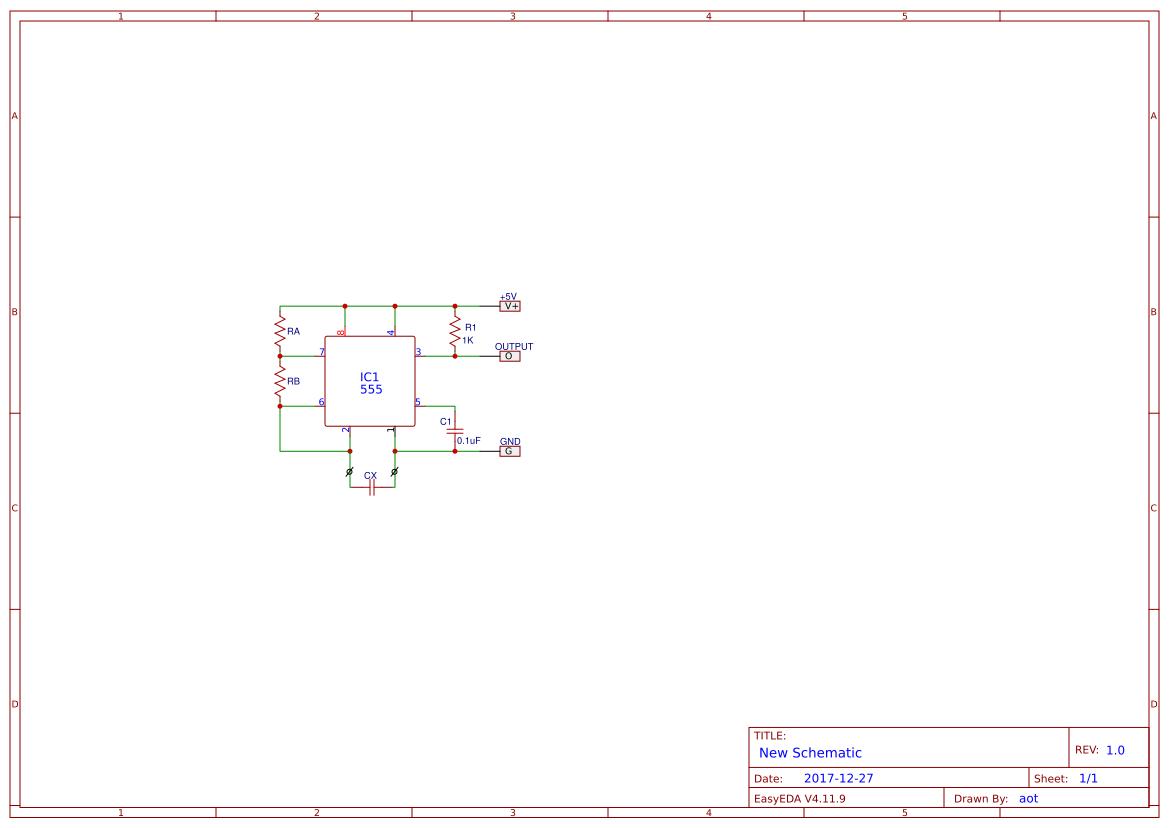 Sop Ic Search Easyeda Negative Voltage Generator Circuit Diagram Using 555 Simple Capacitance Measurement