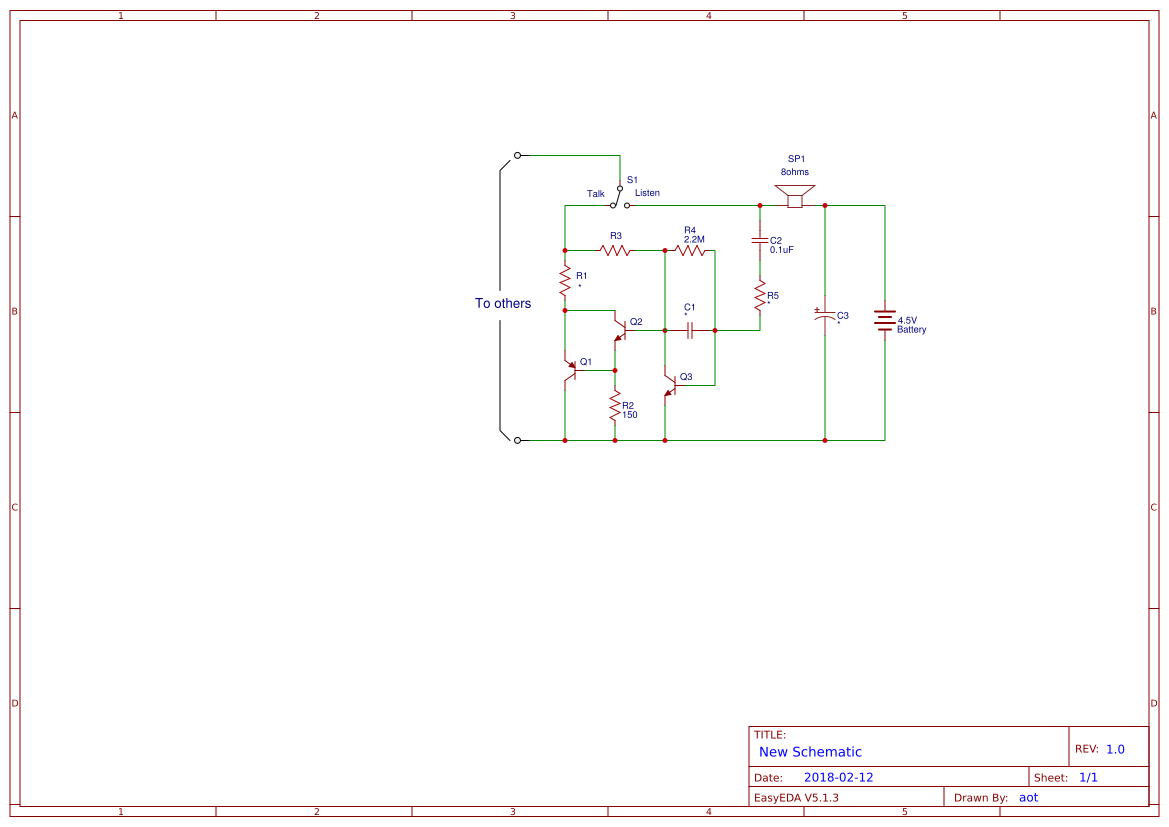 Chayapol Easyeda Adjustable Power Supply 12 30v 5a Using Lm338
